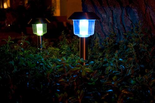 garden lighting solar lights