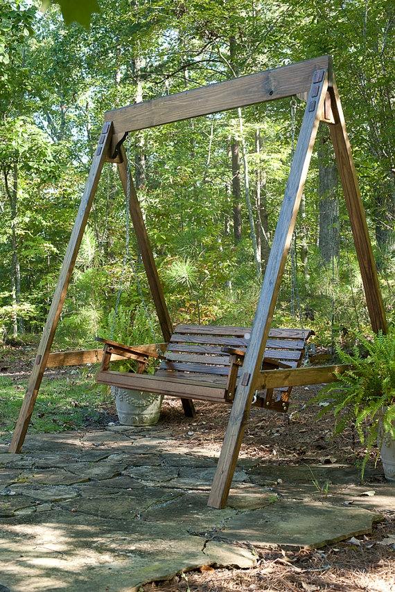 bench-swing