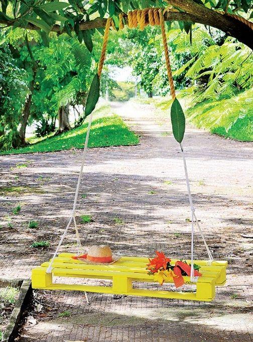 pallet-swing