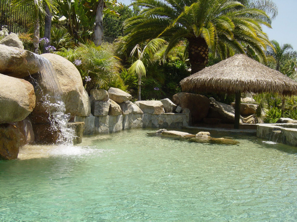 Backyard beach hacked by zarox ztayli for Landscape gardeners poole