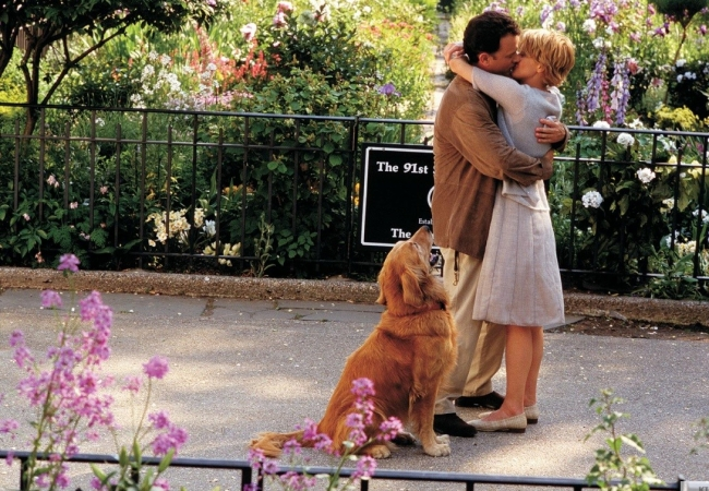 You've Got Mail garden
