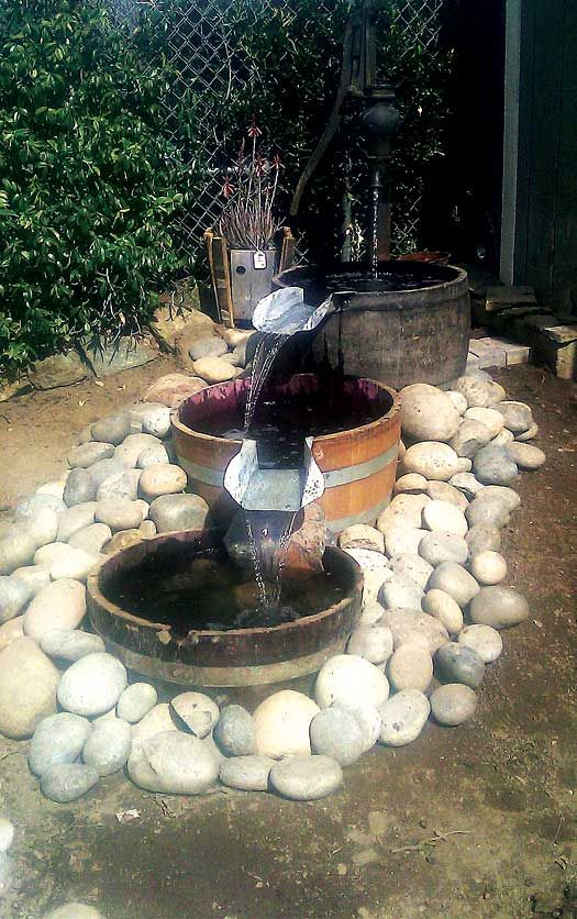 barrell-fountain