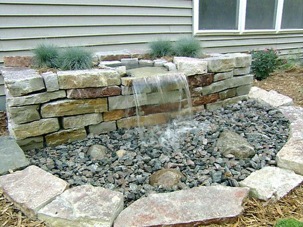 rocks-fountain