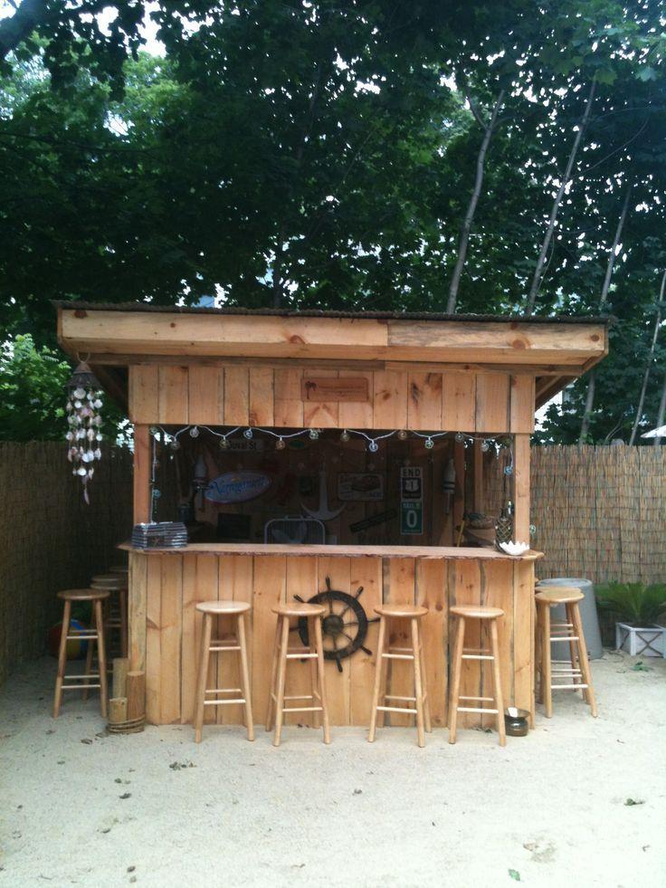 Backyard beach - Ideas for Garden, Backyard and space ... on Beach House Patio Ideas id=54476